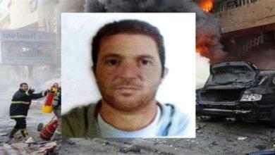 صورة حكم بالسجن المؤبد على نعيم عباس المتهم بملف تفجيرات الضاحية