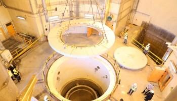صورة برلمان إيران صادق على قانون يلزم الحكومة رفع تخصيب اليورانيوم حتى 20%