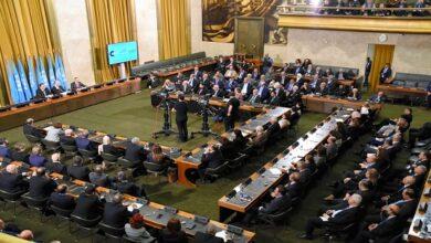 صورة فشل الجولة الخامسة من محادثات اللجنة الدستورية السورية