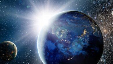 """صورة """"أكبر بنحو 10 مرات من كوكبنا""""..اكتشاف """"شبيه الأرض"""""""