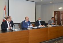 صورة لجنة الاقتصاد النيابية برئاسة البستاني إستمعت الى الخبير ستيف هانكي حول Currency Board