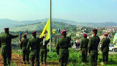 """صورة """"الحرس الثوري"""" ورسائله اللبنانية"""