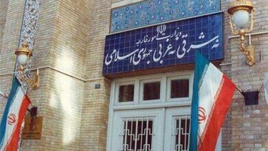 صورة خارجية إيران تدحض الإشاعات حول الإفراج عن الناقلة الكورية الجنوبية