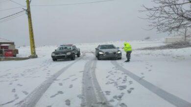 صورة قوى الامن حذرت المواطنين من التوجه الى المناطق الجبلية