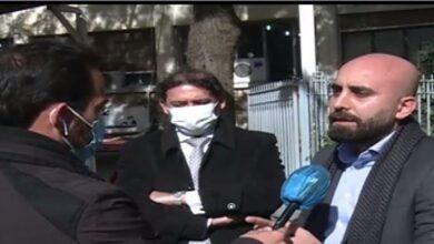 صورة بعد مثوله أمام «التمييزية»: إحالة ملف الإعلامي مرتضى إلى محكمة المطبوعات