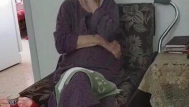 صورة عن عمر ناهز الـ121 عاما..وفاة أكبر معمرة في زحلة