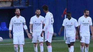 صورة ريال مدريد يودع كأس الملك.. سقوط مدو جديد