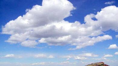 صورة الطقس سيكون غائما بسحب مرتفعة وحرارة متقلبة