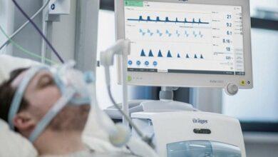صورة مكية طلب تسريع إجراءات تخليص معاملات أجهزة التنفس الإصطناعي