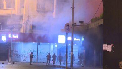 صورة بالفيديو – مواجهات عنيفة وجرحى في طرابلس