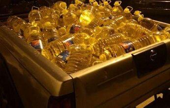 صورة قوى الأمن توقف متورطَين بسرقة مواد غذائية