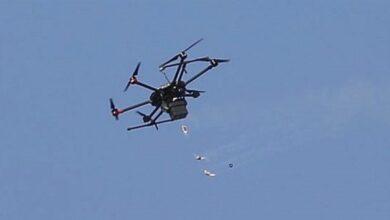 """صورة هل تتوسع حرب """"الدرون"""" من سماء لبنان لتشمل العمق؟"""