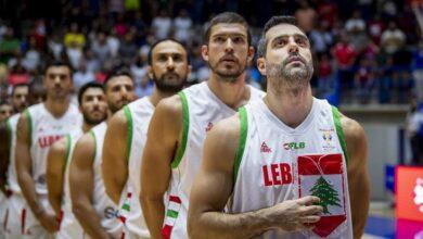 صورة منتخب لبنان لكرة السلة يلعب النافذة الثالثة في غياب أبرز عناصره