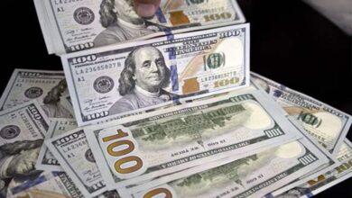 صورة دولار السوق السوداء يغلق مرتفعا