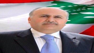 صورة النائب مصطفى حسين: مطلب عقد مؤتمر دولي حول لبنان أشبه بالإنتداب..