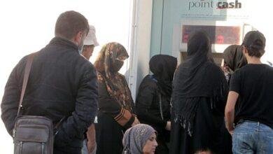 """صورة """"كباش"""" مصرف لبنان والمصارف:من يستحوذ على دولارات النازحين؟"""