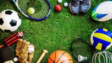 صورة النشاط يعود الى بعض القطاعات الرياضية
