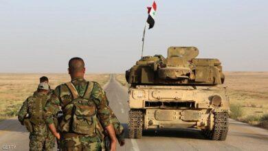 """صورة الجيش السوري يطلق حملة تمشيط واسعة ضد """"داعش"""" بريف الرقة"""