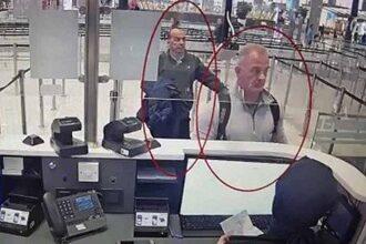 صورة رجلان يُشتبه بتواطئهما في تهريب غصن يقران بدورهما بالعملية