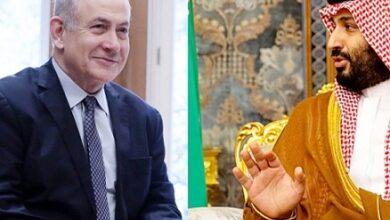 صورة هل يلتقي نتنياهو وإبن سلمان في أبو ظبي؟