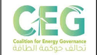 صورة تحالف حوكمة الطاقة عن التلوث النفطي: على وزارتي البيئة والأشغال العامة التحرك فورا
