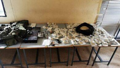 صورة الجيش: مقتل مطلوبين وجرح عسكري في عملية دهم ببريتال