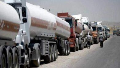 صورة النشرة: حزب الله بدأ فعليا بإدخال البنزين والمازوت الايراني الى لبنان عبر الحدود السورية