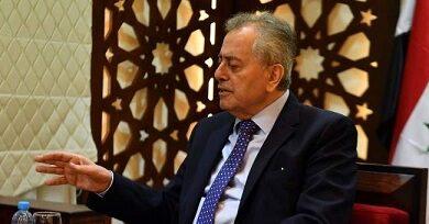 صورة السفير علي: بادرة الرّئيس الأسد يجب أن تتكرّر كلّ يوم ولا منّة من أحد على الآخر