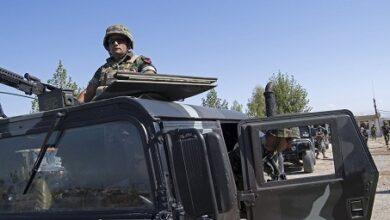 صورة تمارين تدريبية للجيش في مناطق عدة