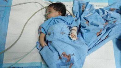 """صورة رفْض الأطفال المصابين بـ""""كورونا"""" في مستشفيات لبنان"""