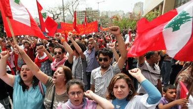 صورة غريب: الحزب الشيوعي أطلق اليوم الموجة الثانية من الانتفاضة الشعبية
