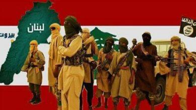 "صورة إرهابيو ""داعش"" دخلوا لبنان"