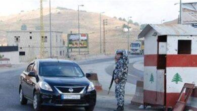صورة إحباط عملية سرقة سيارة على حاجز ضهر البيدر