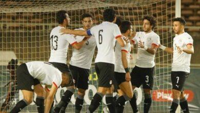 """صورة منتخب مصر إلى """"أمم أفريقيا"""" رغم تعادله"""