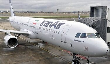 """صورة """"حرس الثورة""""يحبط محاولة اختطاف طائرة ركاب مدنية إيرانية"""