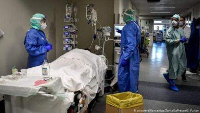 صورة بعد وفاة عدد من مرضى كورونا جراء انقطاع الأوكسجين.. إستقالة وزير الصحة الأردني