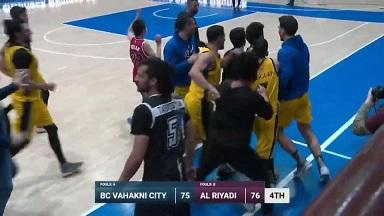 """صورة الرياضي بيروت يحرز بطولة """"اورو آسيان"""" الدولية لكرة السلة"""