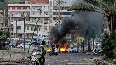 صورة لليوم الرابع.. الاحتجاجات مستمرة  وقطع للطرقات بعدة مناطق