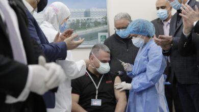 صورة عبد الرحمن البزري: اللقاح الأفضل هو الذي نحصل عليه