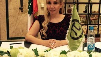 صورة د. ميرنا زخريا: المردة ليس عضواً في مجمّع البطاركة الموارنة ولا  في كتلة الوفاء للمقاومة