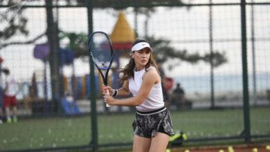 صورة الروسية أمينة أنشبا تفوز بثالث أطول مباراة في تاريخ كرة المضرب النسائية