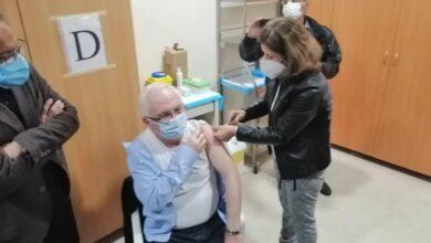 صورة النائب ضاهر افتتح حملة التلقيح في مستشفى الهراوي الحكومي