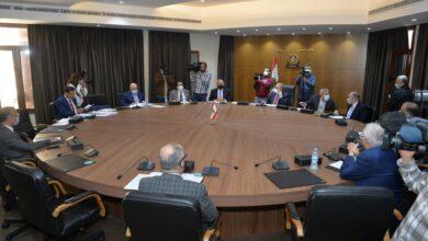 صورة لجنة الاقتصاد أقرت اقتراح القانون الرامي إلى دعم الصناعات اللبنانية