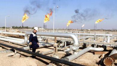 صورة عبر الأراضي السورية.. تصدير الغاز المصري الى العراق