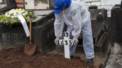 صورة وفيات كورونا في البرازيل تتخطى النصف مليون