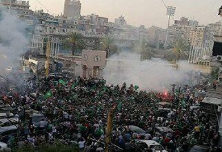صورة لبنان يجد روحه المفقودة في ملعبٍ لكرة القدم