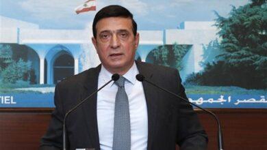 صورة نجار: المرسوم 6433 أصبح بعهدة الأمانة العامة لرئاسة الحكومة