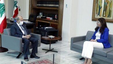 صورة رئيس الجمهورية تلقى دعوة رسمية لحضور احتفالية لأرمينيا في ذكرى الابادة