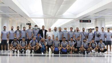 صورة نادي العهد غادر إلى البحرين دفاعاً عن لقبه الآسيوي