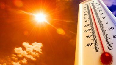صورة الطقس حار وتحذير من خطر اندلاع الحرائق